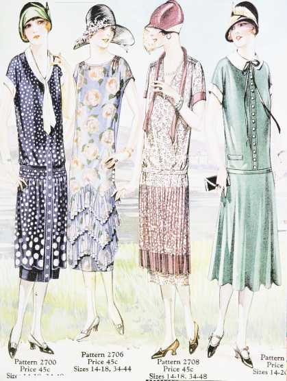 Vintage Clothes Fashion Ads Of The 1920s Page 17