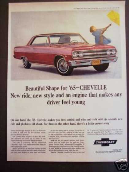 Chevrolet Chevelle for '65 Car (1964)