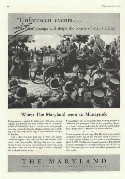 The Maryland Casualty Insurance (1938)