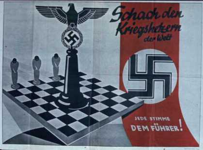 Nazi Referendum Poster