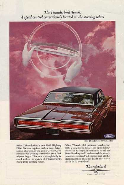 Ford's T-Bird (1966)