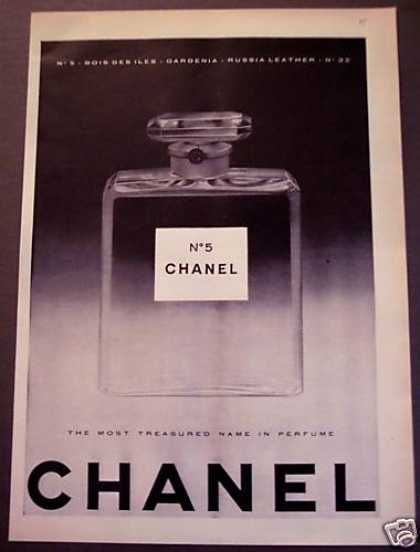 Original Chanel No 5 Perfume (1956)