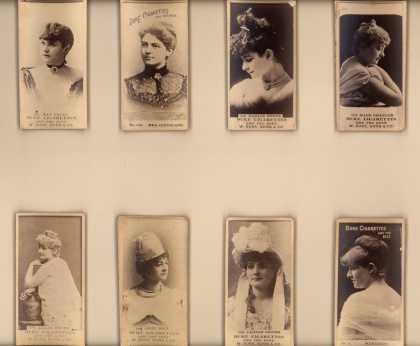 W. Duke Sons & Co.'s Duke's Cigarettes – Actresses – Image 4