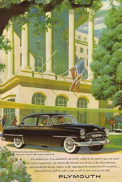Chrysler's Plymouth (1953)
