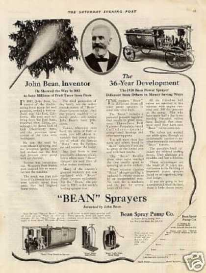 Bean Sprayers (1920)