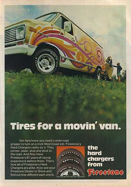 Firestone's Hard Charger (1973)