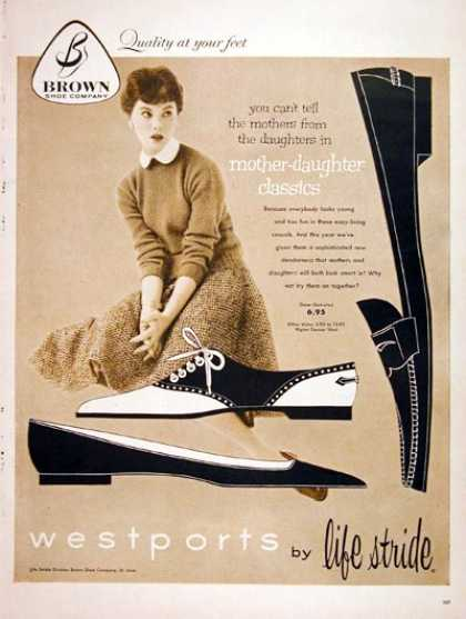 Westports Women's Shoes (1957)