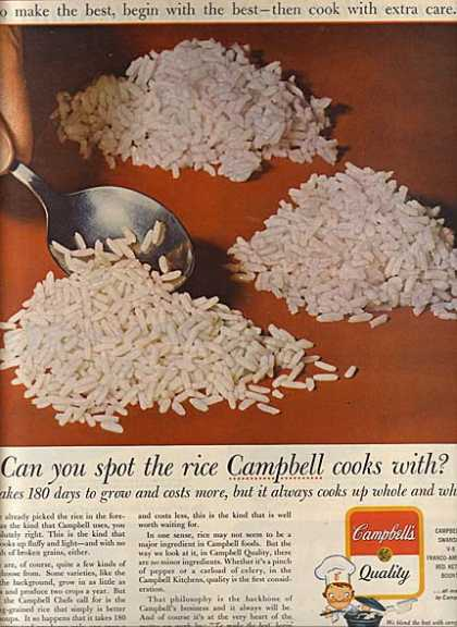 Campbell's quality (1963)