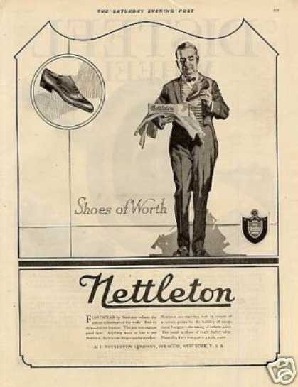 Nettleton Shoes (1920)