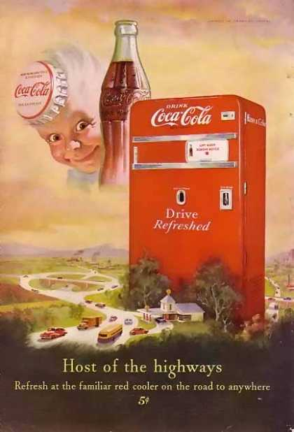 Coke Host of the Highways (1950)