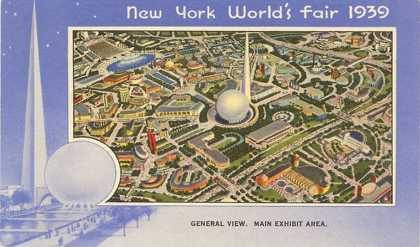 Overview, New York World's Fair (1939)