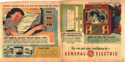General Electric Company's Corporate – You can put your confidence in General Electric (1949)