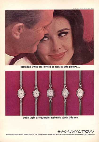 Hamilton Lady Women Watch (1963)