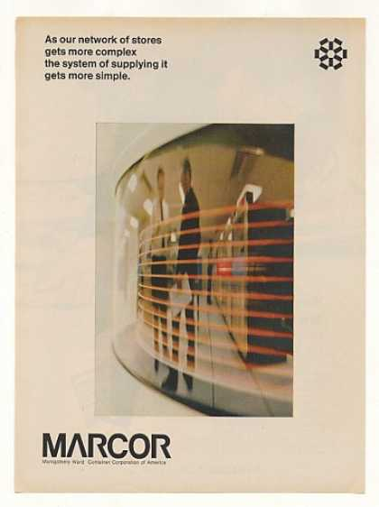 MARCOR Montgomery Ward CCA Computer System (1969)