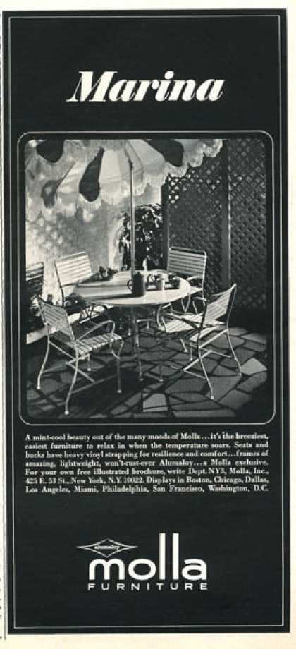 Molla Outdoor Furniture (1966)