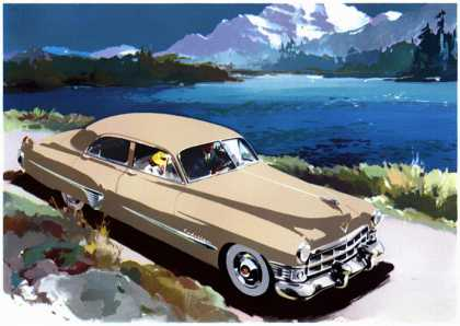 Cadillac Series 61 Touring Sedan (1949)