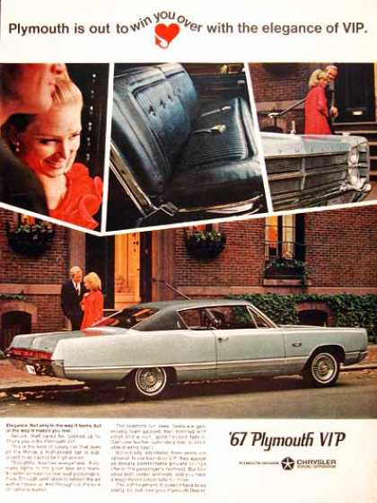 Plymouth VIP Coupe (1967)