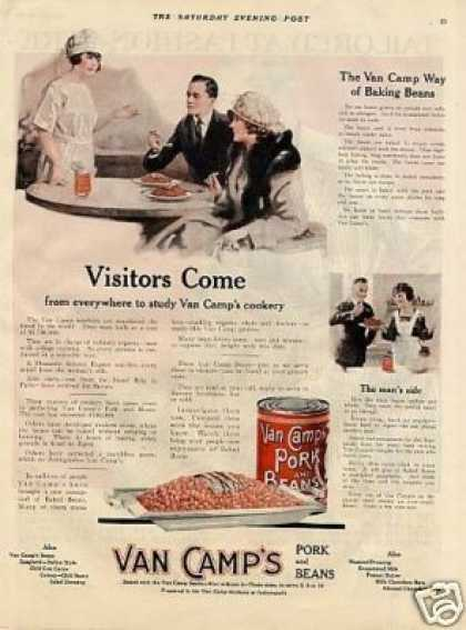 Van Camp's Pork and Beans (1921)