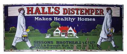 Hall's Distemper – Sisson's Sign