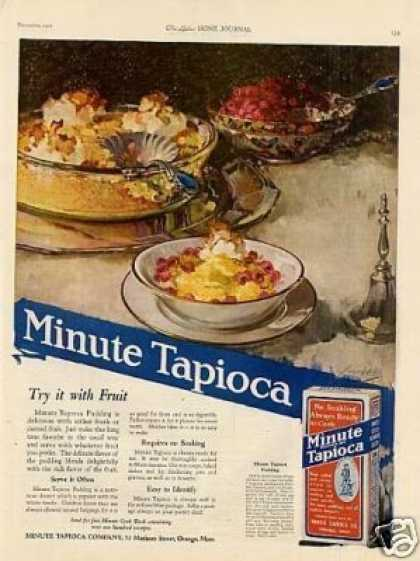 Minute Tapioca Color (1921)