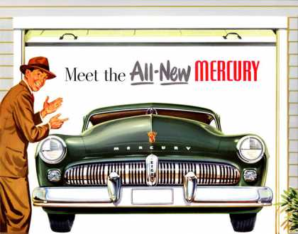 Meet the All-New Mercury (1949)
