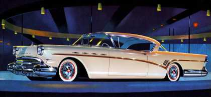 Buick Now on Display at your Buick Dealer's (1957)
