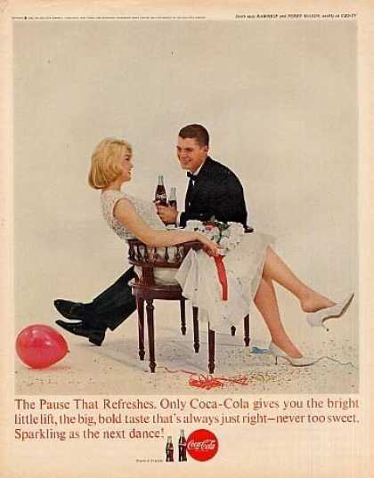 "Coca-cola Ad ""The Pause That Refreshes... (1963)"