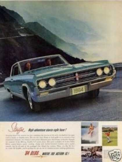 Oldsmobile Starfre Car (1964)