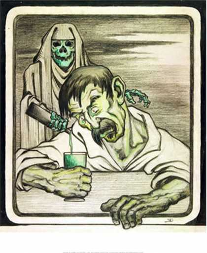 Absinthe is Death
