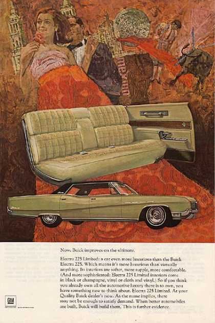General Motor's Buick Electra (1966)
