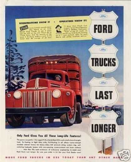Ford Truck (1947)