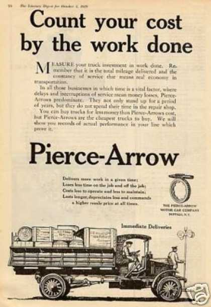 Pierce-arrow Truck (1919)