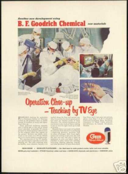 University of Dentistry Surgery Filming Geon (1955)