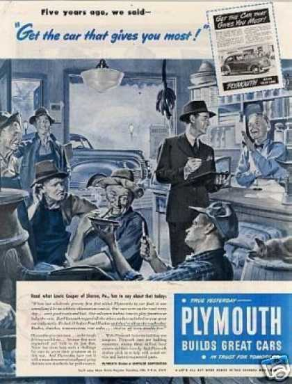 Plymouth Car (1945)