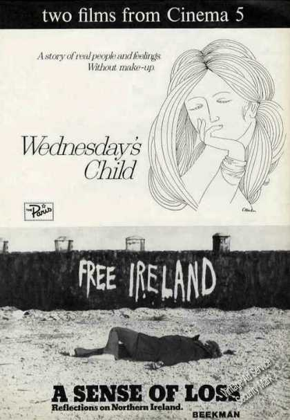 Wednesday's Child/a Sense of Loss Films (1972)