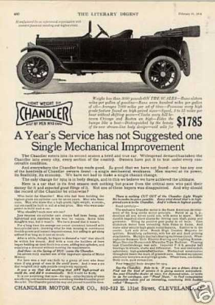 Chandler Car (1914)