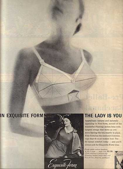 Exquisite Form's Free Form (1957)