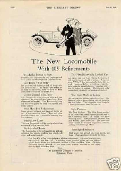 Locomobile Car (1914)