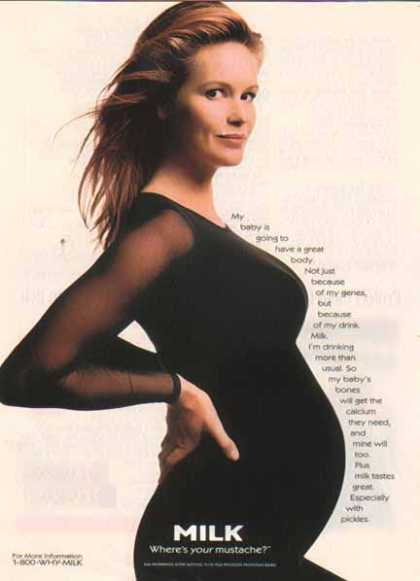 Elle MacPherson &#8211; Got Milk? (1998)