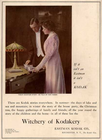 Kodak – Witchery of Kodakery (1909)