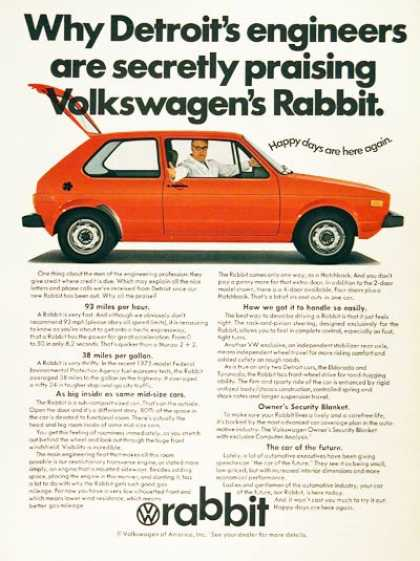 Volkswagen Rabbit (1975)
