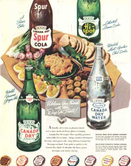 Canada Dry Products (1949)