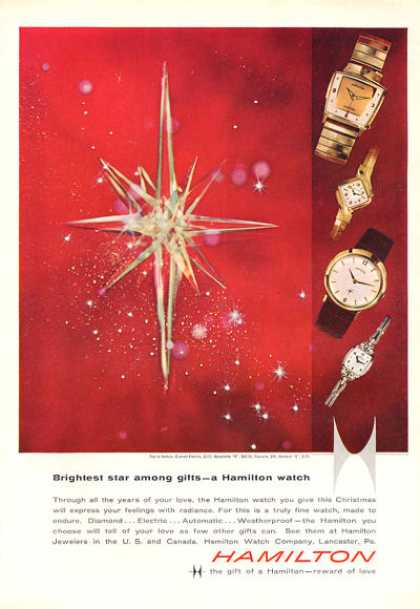 Hamilton Watch Everest Bracelette Cascade (1959)