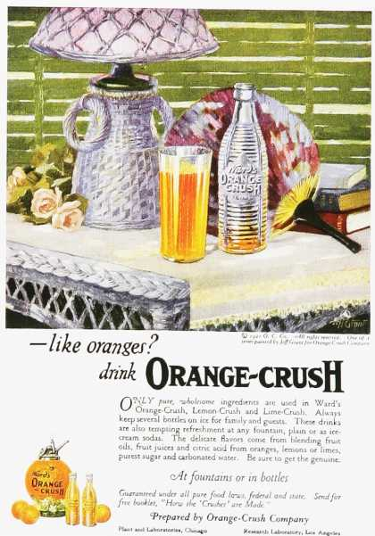 Orange-Crush