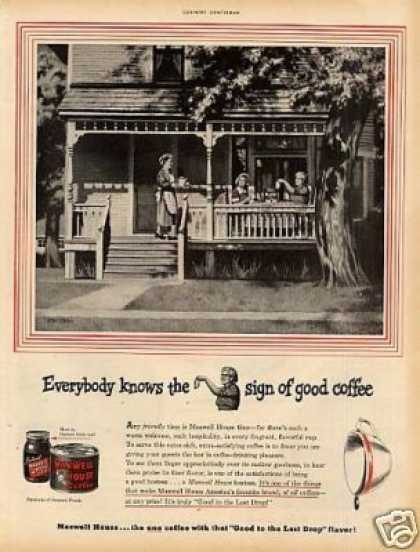 Maxwell House Coffee (1949)