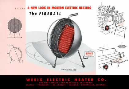 Wesix Fireball, c. (1957)