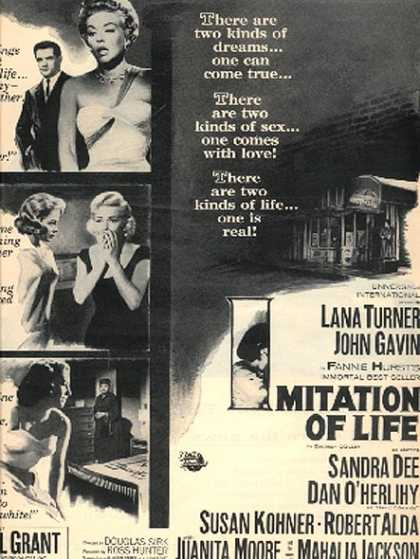 Imitation of Life (Lana Turner and John Gavin) (1959)