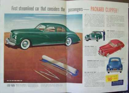 Packard Clipper Cars (1941)