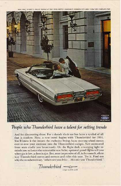 Ford's T-Bird (1964)