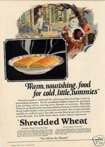 Shredded Wheat Cereal (1925)